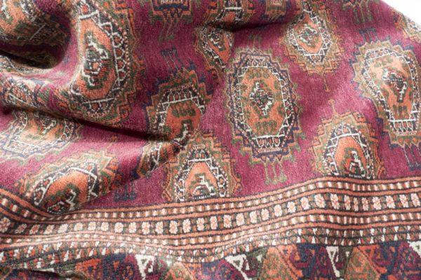 tappeto bukhara rettangolare
