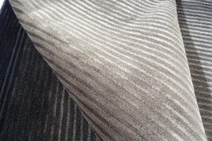 tappeto moderno gradation nero nepal - Tabriz Tappeti Roma