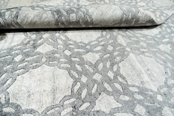 tappeto moderno nepal circle negozio Tabriz Tappeti Roma