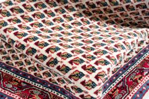 tappeto nomade Mir iraniano tabriz tappeti roma