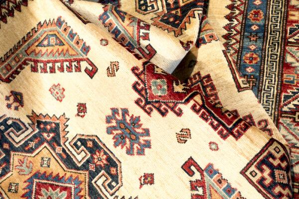 tappeto afgano kazak gold tabriz tappeti