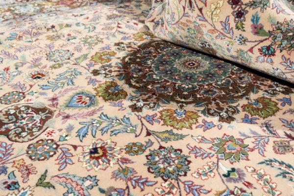 tappeto orientale persiano berkana tabriz tappeti roma